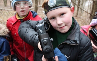 Vaiko gimtadienis Vilniuje su lazeriai - smagi pramoga 10