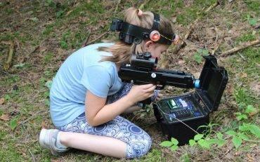 Išvažiuojamasis žaidimas: Aurelijos 11-asis gimtadienis su LaserWar