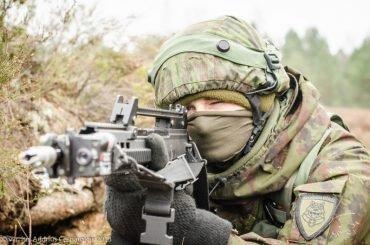 Laser Tag technologijos pagaliau pasiekė ir Lietuvos kariuomenę