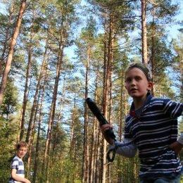 Išvažiuojamas Laser Tag žaidimas. Antaviliai, Vilnius.