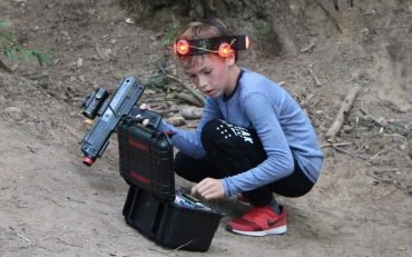 Luko 10-asis gimtadienis su LaserWar.lt