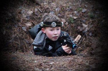 Jorio 13-asis gimtadienis su Laser Tag žaidimu