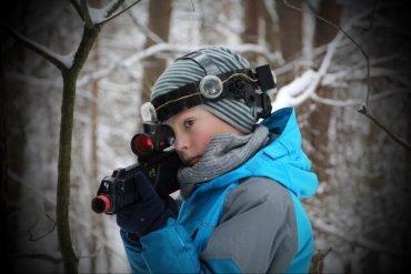 Gimtadieniai gamtoje vyksta ir žiemą!