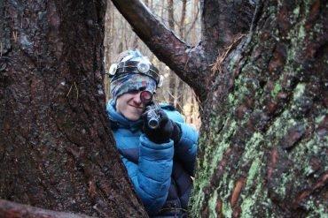 Herkaus 13asis gimtadienis su Laser Tag žaidimu miške